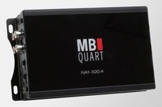 NA1-320.4 Nautic Amplifier | compact 4x80 watt