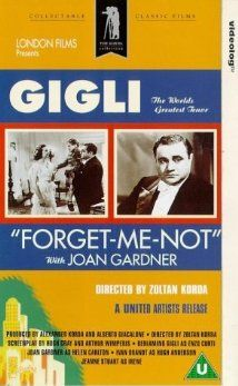 Forget-Me-Not (1917) Poster