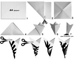 How to Make Snowflake Ballerinas   iCreativeIdeas.com Like Us on Facebook ==> https://www.facebook.com/icreativeideas