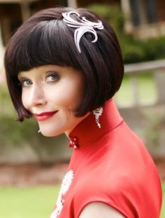 miss fisher's murder mysteries costumes | Miss Fisher's Murder Mysteries. | Art Deco Costume