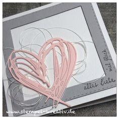 Stempel-Kreativ.de - Kreativ Karten gestalten: Alles Liebe und viel Glück ...