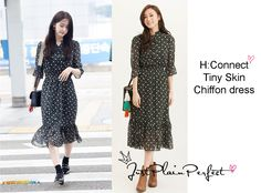 SNSD Yoona wearing H:Connect   As seen at:  Departure from Incheon International Airport 7/ 22/2017