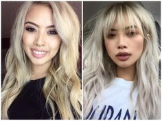 19 Stunning Hair Transformations That'll Make You Run To The Salon For Bangs