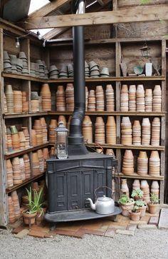 Flower Pot Heaven
