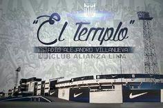 Mi casa, mi hogar, donde vivi los mejores 90 minutos de mi vida estadio Alejandro Villanueva (Matute)