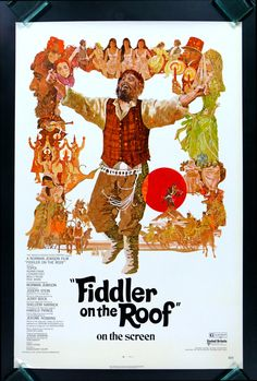 Perchik And Hodel Dancing Fiddler On The Roof Favorite
