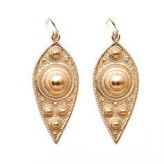 Magali Pont Aime Fatou earrings Spring/Summer 2013