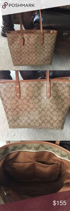 3fca36e166 Coach tote like new Coach tote like new Coach Bags Shoulder Bags Coach Tote