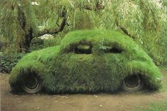 moss  John would love to  get ahold of this VW.