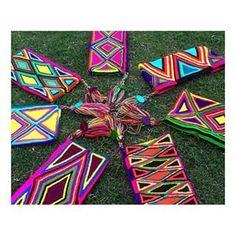 Wayuu Mochila bag pouches