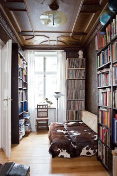 Curl Up in One of These Cozy Libraries