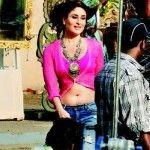 Kareena Kapoor Khan's First Look in 'Gabbar'