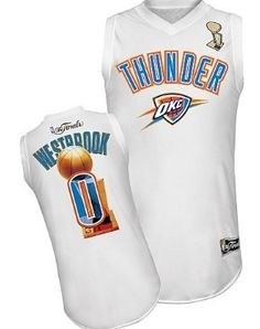 Buy Serge Ibaka In White Adidas NBA Oklahoma City Thunder 2012 Finals Mens  Jersey Authentic from Reliable Serge Ibaka In White Adidas NBA Oklahoma  City ... f48e74cad