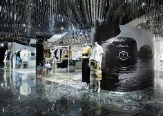 3.1 Phillip Lim Store, 3.1 Phillip Lim Store Schemata Architects, 3.1 Phillip Lim Store Tokyo, Schemata Architects - http://architectism.com/3-1-phillip-lim-store-schemata-architects/