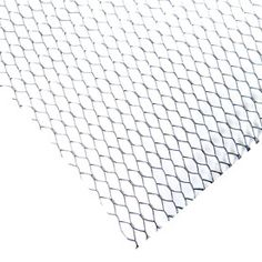 $8.65 Galvanized Steel Stucco Netting (Common: 27-in x 97-in; Actual: 27-in x 97-in)