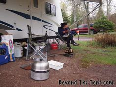 Cobb Premier Grill - A Campers Review - Beyond The Tent. The Cobb Cooking System available at wwww cobbgrillamerica.com