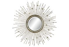 One Kings Lane - Style Steals - Galaxy Wall Mirror