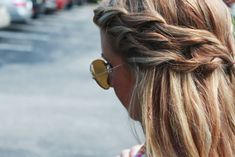 ImageFind images and videos about hair, blonde and braid on We Heart It - the app to get lost in what you love.