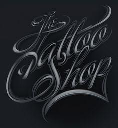 The Batter Shop | Fonts Inspirations | The Design Inspiration