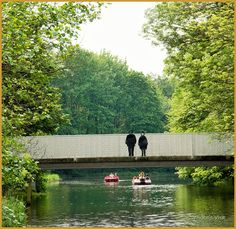 Delftse Hout, great park in Delft where you can rent pedal boats, do some cycling or jogging or relax on the beach at the artificial lake.