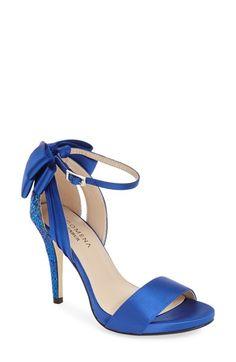 Menbur 'Clarin' Bow Ankle Strap Sandal (Women) | Nordstrom