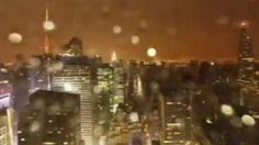 BBC News - Time-lapse footage showing Sandy's passage over NYC (scroll to video mid way down page)