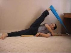 KARATE STRETCHING and FLEXIBILITY EXERCISES for Front and Side splits Hi...