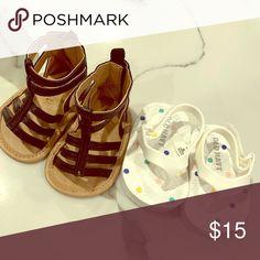 Shop Kids' size Sandals & Flip Flops at a discounted price at Poshmark. Flip Flop Sandals, Flip Flops, Shoes Sandals, Summer Baby, Summer Girls, Summer Sandals, Summer Shoes, Cute Baby Girl, Cute Babies