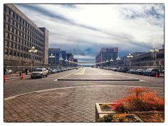 L'enfant Plaza - Washington, DC, via Flickr.