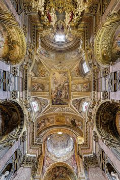Chiesa di Santa Maria Maddalena, Rome - Baroque and Rococo periods