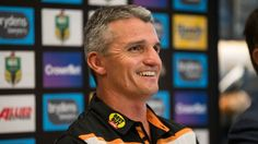 Wests Tigers coach Ivan Cleary says there's no push to keep Aaron Woods at club - The Sydney Morning Herald #757Live