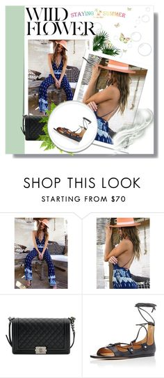 """""""Stayingsummer 11."""" by fashionlover1311 ❤ liked on Polyvore featuring Chanel"""