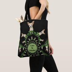 Psychedelic Beige And White Chihuahua Funny Tote Bag   chihuahua food, black and tan chihuahua, deer chihuahua #chihuahuasinbed #chihuahuatoys #chihuahuapacifico Chihuahua Quotes, Chihuahua Puppies, White Chihuahua, Dog Tote Bag, Dog Games, Black Tote Bag, Psychedelic, Reusable Tote Bags, Beige