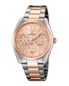 Ρολόι Festina Ladies Multifunction F16751-4