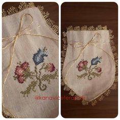 Sadıkin Lavender Bags, Lavender Sachets, Potli Bags, Hardanger Embroidery, Drawstring Pouch, Stitch 2, Bargello, Gift Bags, Cross Stitching