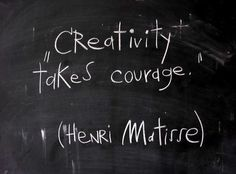 In love with quotes about creativity <3