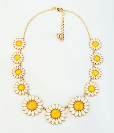 Rarelove sun flower shape alloy jewellady necklace