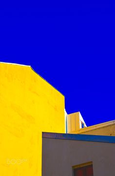 Form, colour and lines by Eirin Hansen on 500px