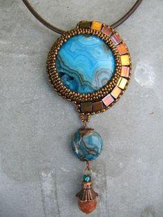 "Some amazing beaded jewelry   ""so design fresh."" says lilyjane"