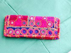 Handy multipurpose clutch by Astitvaarts on Etsy, $35.00