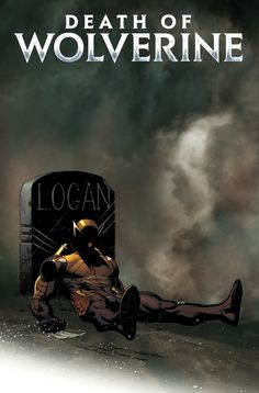 Death of Wolverine by Ed McGuinness