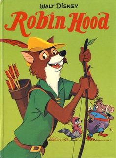 The story of Robin Hood has always inspired me. I think fighting for a meaningful cause and standing up for injustice is something to be admired.