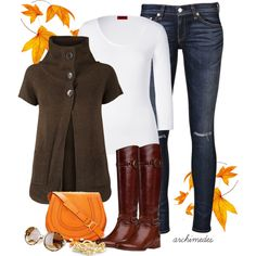 """""""And When the Leaves Fell....."""" by archimedes16 on Polyvore"""