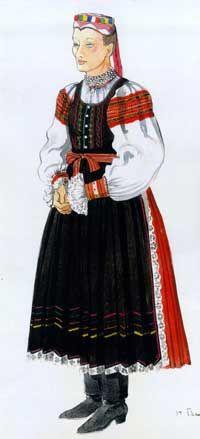 Ždiarsky kroj Folk Costume, Costumes, Folk Clothing, Vintage Clothing, Folk Embroidery, Traditional Dresses, Vintage Outfits, Bride, Folklore