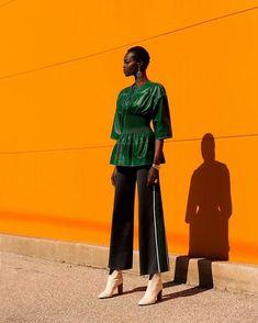 Downtown glamour @hermes  schonmagazine.com/stir-it-up/  Photography / @haylettphoto Fashion / @stylist_jo @judyinc Model / @aluad_anei @langmodels Make Up / @annabarseghian @judyinc  Fashion Assistant / Cenk Papila  #schonmagazine #TBT #Throwbackthursday #Throwback #fashion #onlineexclusive  #Downtown #fashioneditorial #womenswear