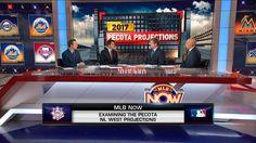 Examining 2017 National League PECOTA Projections