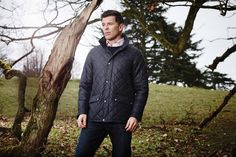 Schoffel Langham Lightweight Quilted Jacket - Mens Quilt Jacket | Philip Morris and Son