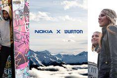 Diseña/filma/fotografía para Nokia en el Burton US Open