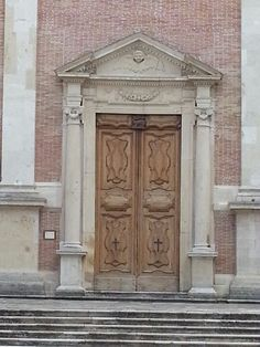Cathedral Doors, Le Marche, Italy   ..rh