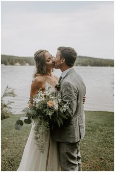 A lakeside fall wedding in New Hampshire. Bride and groom photo ideas. Photography by Scarlet Roots. New England wedding. Edgy Wedding, Timeless Wedding, Fall Wedding, Wedding Styles, Wedding Photos, Wedding Venues, Wedding Photography Poses, Wedding Photography Inspiration, Rustic Wedding Inspiration